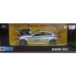 Rastar Машина на радиоуправлении 1:14 BMW M3 Police, со светом 48000-52