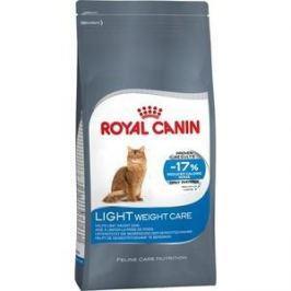 Сухой корм Royal Canin Light Weight Care для кошек склонных к полноте 2кг (644020)