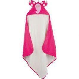 3 Sprouts Детское полотенце с капюшоном Слоник (Pink Elephant) (28599)