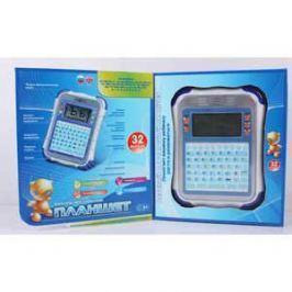 Joy Toy Планшет русско - английский, 32 функции, синий 7175