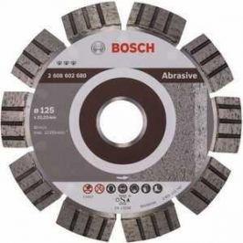 Диск алмазный Bosch 180х22.2 мм Best for Abrasive (2.608.602.682)