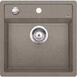 Мойка кухонная Blanco Dalago 5 серый беж с клапаном-автоматом (518528)