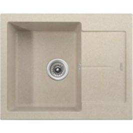 Кухонная мойка Kaiser Granit 62x50x22 песочный Sand (KGMK-6250-S)
