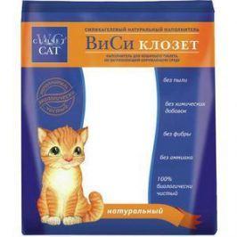 Наполнитель WC Closet for Cat впитывающий силикагель для кошек 7,6л