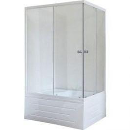 Душевой уголок Royal Bath 100*80*200 стекло прозрачное левый (RB8100BP-T-L)