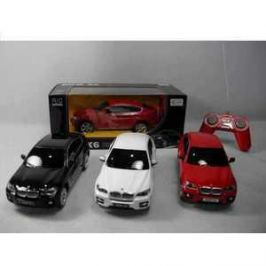 Rastar Машина на радиоуправлении 1:24 BMW x6, 28.5х14х12см 31700