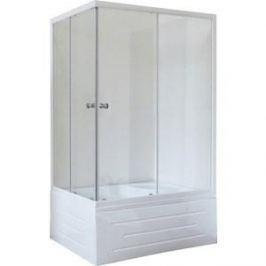 Душевой уголок Royal Bath 120*80*200 стекло прозрачное правый (RB8120BP-T-R)