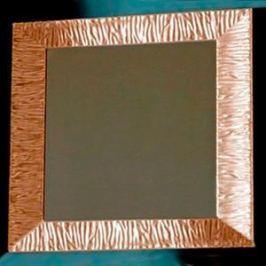 Зеркало Kerasan Retro 100x100 золото (736403)