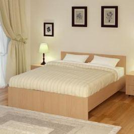 Кровать Промтекс-Ориент Рено 2 Клен танзай (160x200x80 см)