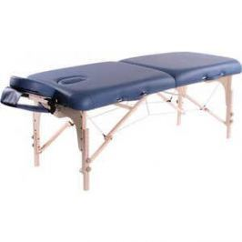 Складной массажный стол Vision Fitness Juventas II Синий агат (Agate Blue)