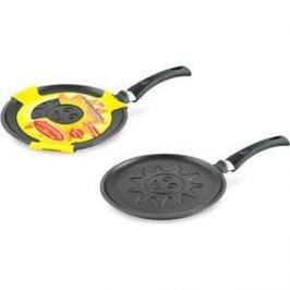 Сковорода для блинов Нева-Металл Солнце d 24 см 6224сл