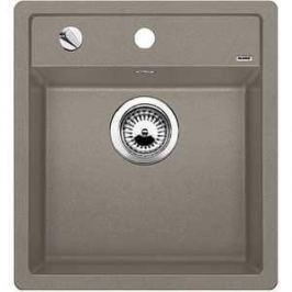 Мойка кухонная Blanco Dalago 45 серый беж с клапаном-автоматом (517317)