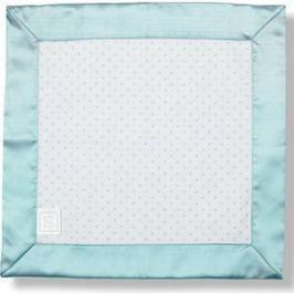 Комфортер платочек обнимашка SwaddleDesigns Baby Lovie - Flannel SeaCrystal Dot (SD-009SC)