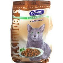 Сухой корм Dr.Clauder's с кроликом для кошек 15кг