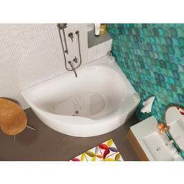 Акриловая ванна Alpen Dallas 160 R, правая (комплект)