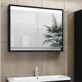 Шкаф-зеркало Edelform Константе 80, венге (2-709-14-S)