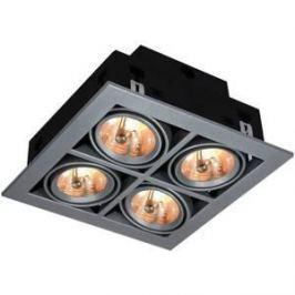 Встраиваемый светильник Artelamp A5930PL-4SI