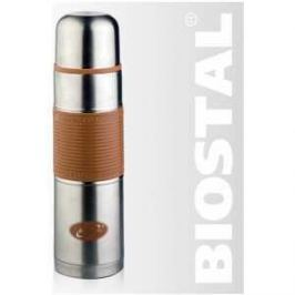 Термос 1 л Biostal мокко NB-1000P-C