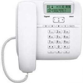 Проводной телефон Gigaset DA610 white