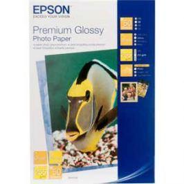 Фотобумага Epson Premium Glossy A3 20 листов (C13S041315)