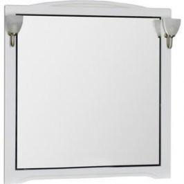 Зеркало Aquanet Луис 110 белый без светильника (173211)