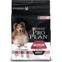 Сухой корм PRO PLAN OPTIDERMA Sensitive Skin Adult Medium с лососем и рисом для собак средних пород с чувствительной кожей 14кг (12272438)