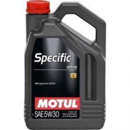 Моторное масло MOTUL Specific 229.52 5W-30 5 л