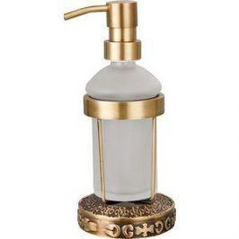 Держатель дозатора мыла настольный ZorG Antic бронза (AZR 25 BR)