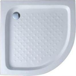Душевой поддон Cezares 80x80x15 см акриловый радиальный (TRAY-A-R-80-550-15-W)