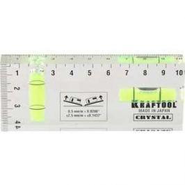Уровень Kraftool 4х10см Crystal (1-34865-040)