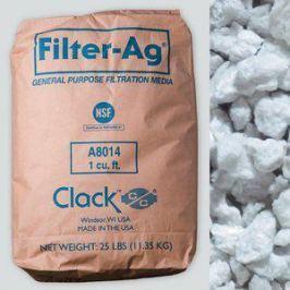 Clack Corporation Фильтрующая загрузка Filter-Ag, мешок 28,3 л