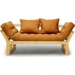 Кушетка Anderson Амбер сосна-оранжевая рогожка