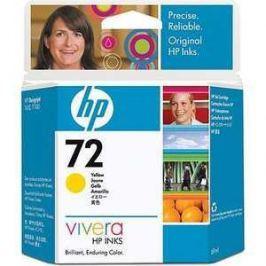 Картридж HP №72 Yellow (C9400A)