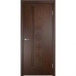 Дверь VERDA Омега глухая 2000х700 ПВХ Венге
