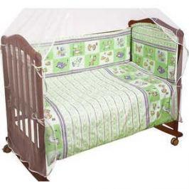 Комплект в кроватку Сонный Гномик