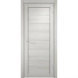 Дверь ELDORF Мюнхен-4 остекленная 1900х550 экошпон Слоновая кость