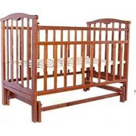 Кроватка Агат Золушка 3 (вишня) 52103