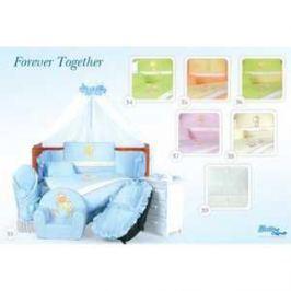Комплект в кровать Tuttolina 6 предметов Forever Together бежевый 6HD/38