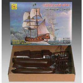 Моделист Модель Пиратский бриг Черный сокол, 1:150 115003