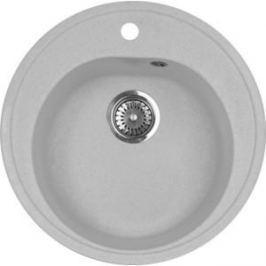Мойка кухонная AquaGranitEx M-08 505х505 серый (M-08 310)