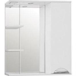 Зеркальный шкаф Style line Жасмин 75 со светом (2000948994537)