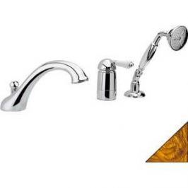 Смеситель для ванны Nicolazzi Classico на 3 отверстия (3414GB76)