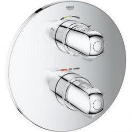 Термостат для ванны Grohe Grohtherm 1000 New со встроенным переключателем на 2 положения (19986000)