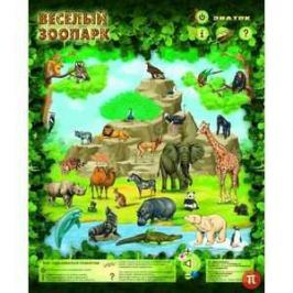 Электронный плакат ЗНАТОК Электронный плакат Веселый Зоопарк PL-06