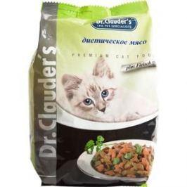 Сухой корм Dr.Clauder's диетическое мясо для кошек 15кг