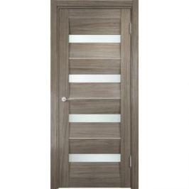 Дверь CASAPORTE Сицилия-12 остекленная 1900х550 экошпон Вишня малага