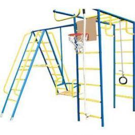Детский спортивный комплекс Лидер Д1-01 с металлическими качелями