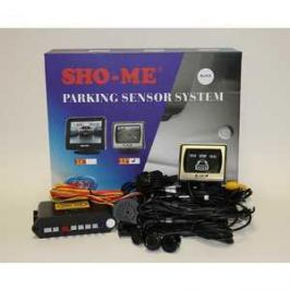 Парктроник Sho-Me KDR-25 silver (камера+дисплей 2.5