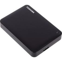 Внешний жесткий диск Toshiba 2Tb Canvio Connect II (HDTC820EK3CA)