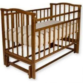Кроватка Агат Золушка 5 (шоколад)
